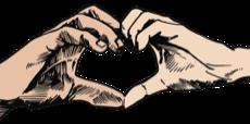 Sparkassenpartner Hände